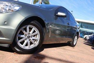 2013 Holden Commodore VF Evoke (LPG) Grey 6 Speed Automatic Sedan.