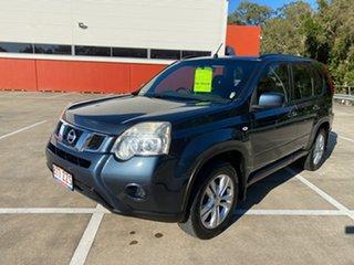 2011 Nissan X-Trail T31 MY11 ST (4x4) Blue 6 Speed Manual Wagon