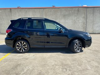 2016 Subaru Forester S4 MY16 2.5i-S CVT AWD Crystal Black 6 Speed Constant Variable Wagon.