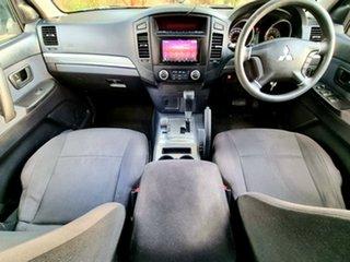 2011 Mitsubishi Pajero NT MY11 GL White 5 Speed Sports Automatic Wagon