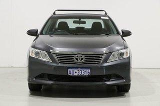 2013 Toyota Aurion GSV50R AT-X Grey 6 Speed Automatic Sedan.