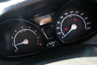 2014 Ford Ecosport BK Ambiente PwrShift Silver 6 Speed Sports Automatic Dual Clutch Wagon
