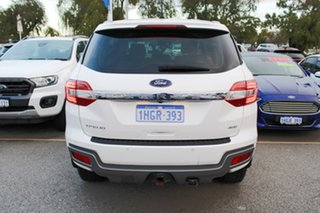 2018 Ford Everest UA II 2019.00MY Trend White 10 Speed Sports Automatic SUV