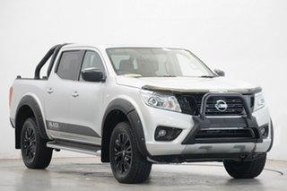 2018 Nissan Navara D23 S3 ST Black Edition Silver 7 Speed Sports Automatic Utility