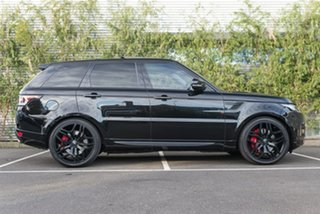 2016 Land Rover Range Rover Sport L494 16.5MY SDV8 HSE Dynamic Black 8 Speed Sports Automatic Wagon