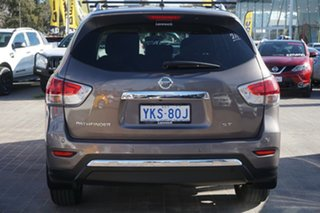 2014 Nissan Pathfinder R52 MY15 ST X-tronic 2WD Grey 1 Speed Constant Variable Wagon