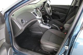 2014 Holden Cruze JH Series II MY14 Equipe Blue 5 Speed Manual Sedan