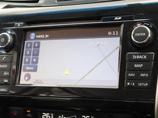 2016 Nissan Navara D23 Series II ST-X (4x4) (Sunroof) Grey 7 Speed Automatic Dual Cab Utility