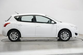 2015 Nissan Pulsar C12 Series 2 ST White 1 Speed Constant Variable Hatchback
