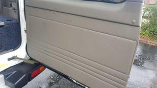 2001 Nissan Patrol GU II ST (4x4) White 4 Speed Automatic 4x4 Wagon