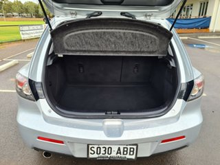 2008 Mazda 3 BK10F2 Neo Silver 4 Speed Sports Automatic Hatchback