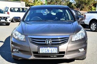 2012 Honda Accord 8th Gen MY11 VTi-L Gold 5 Speed Sports Automatic Sedan