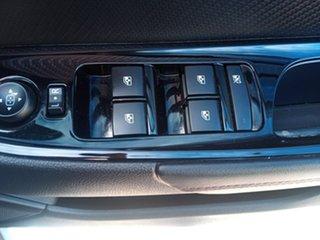 2016 Holden Commodore VF II MY16 SV6 Black White 6 Speed Sports Automatic Sedan