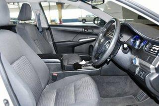 2017 Toyota Camry AVV50R MY16 Altise Hybrid Diamond White Continuous Variable Sedan