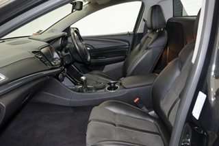 2016 Holden Ute VF II MY16 SS Ute Black 6 Speed Manual Utility