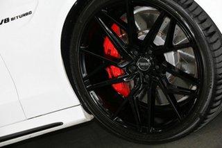 2017 Mercedes-Benz C-Class W205 808MY C63 AMG SPEEDSHIFT MCT S White 7 Speed Sports Automatic Sedan.