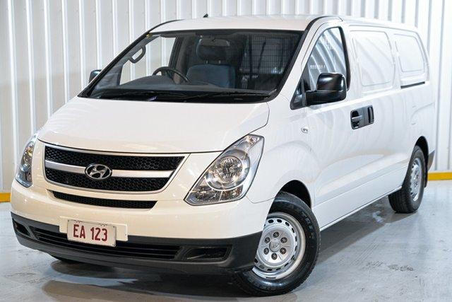 Used Hyundai iLOAD TQ2-V MY15 Hendra, 2015 Hyundai iLOAD TQ2-V MY15 White 6 Speed Manual Van