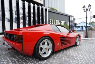 1997 Ferrari Testarossa Rosso Corsa 5 Speed Manual Coupe.
