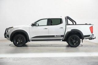 2018 Nissan Navara D23 S3 ST Black Edition Silver 7 Speed Sports Automatic Utility.