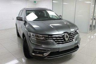 2021 Renault Koleos HZG Zen Grey Metallic 1 Speed Constant Variable Wagon.