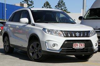 2019 Suzuki Vitara LY Series II 2WD White 6 Speed Sports Automatic Wagon.