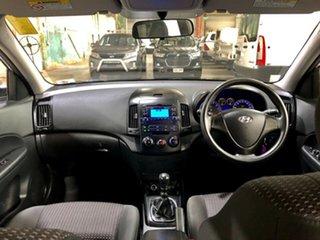 2009 Hyundai i30 FD MY09 SX cw Wagon Silver 5 Speed Manual Wagon