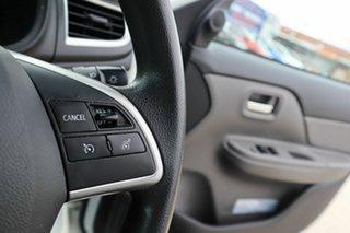 2018 Mitsubishi Triton MQ MY18 GLX+ Double Cab White 5 Speed Sports Automatic Utility
