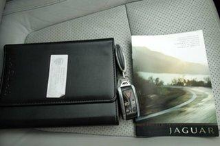 2008 Jaguar XF X250 Premium Luxury Blue 6 Speed Sports Automatic Sedan