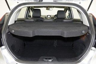 2015 Ford Fiesta WZ MY15 Sport Ingot Silver 5 Speed Manual Hatchback