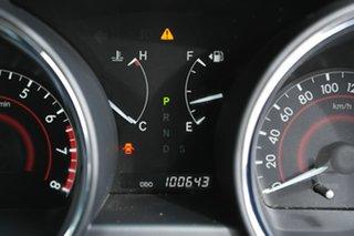 2013 Toyota Kluger GSU40R MY12 KX-S 2WD Maroon 5 Speed Sports Automatic Wagon