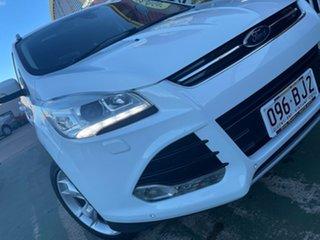 2013 Ford Kuga TF Titanium AWD 6 Speed Sports Automatic Wagon.