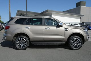 2019 Ford Everest UA II 2019.75MY Titanium Fawn 10 Speed Sports Automatic SUV.