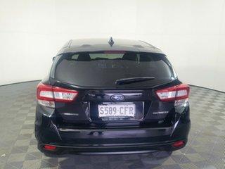 2017 Subaru Impreza G5 MY18 2.0i-S CVT AWD Black 7 Speed Constant Variable Hatchback