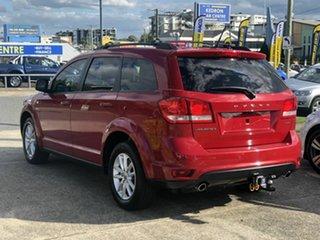 2012 Dodge Journey JC MY13 SXT Red 6 Speed Automatic Wagon.