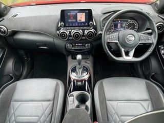 2020 Nissan Juke F16 Ti DCT 2WD Fuji Sunset/black Al 7 Speed Sports Automatic Dual Clutch Hatchback
