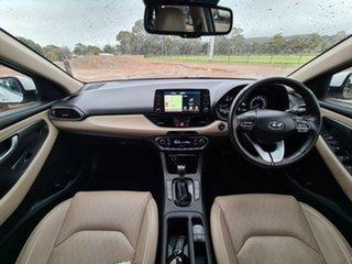 2018 Hyundai i30 PD2 MY18 Premium White 6 Speed Sports Automatic Hatchback