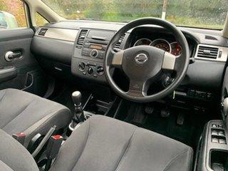 2006 Nissan Tiida C11 ST Gold 6 Speed Manual Hatchback