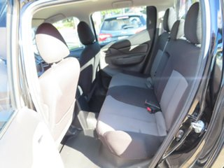 2016 Mitsubishi Triton MQ MY17 GLX Plus (4x4) Black 5 Speed Automatic Dual Cab Utility