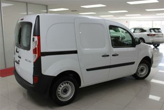 2021 Renault Kangoo F61 Phase II Compact Mineral White 6 Speed Sports Automatic Dual Clutch Van.