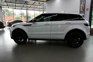 2017 Land Rover Range Rover Evoque L538 MY17 HSE White 9 Speed Sports Automatic Wagon