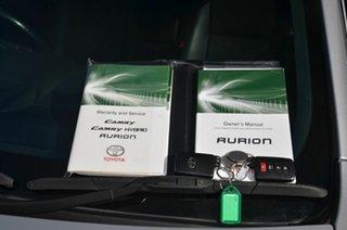 2017 Toyota Aurion GSV50R MY16 Presara Silver 6 Speed Automatic Sedan