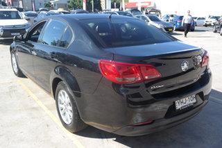 2013 Holden Commodore VF MY14 Evoke Black 6 Speed Sports Automatic Sedan