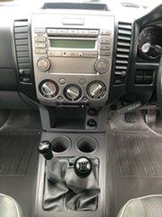 2009 Mazda BT-50 UNY0E4 DX Silver 5 Speed Manual Utility