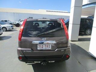 2009 Nissan X-Trail T31 MY10 ST (4x4) Grey 6 Speed CVT Auto Sequential Wagon.