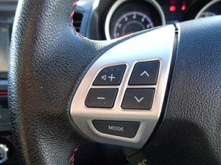 2017 Mitsubishi Lancer CF MY17 Black Edition Starlight 6 Speed Constant Variable Sedan