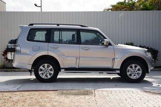 2021 Mitsubishi Pajero NX MY22 GLX Final Edition Sterling Silver 5 Speed Sports Automatic Wagon.