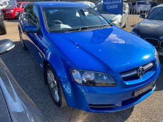 2009 Holden Commodore VE MY10 Omega Blue 6 Speed Sports Automatic Sedan.