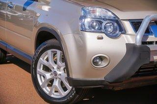 2013 Nissan X-Trail T31 Series V TL Brown 6 Speed Sports Automatic Wagon.