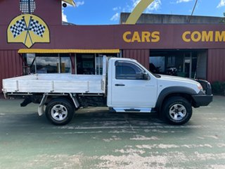 2008 Mazda BT-50 UNY0E4 DX 5 Speed Manual Cab Chassis.