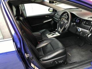 2012 Toyota Camry AVV50R Hybrid HL Blue 1 Speed Constant Variable Sedan Hybrid
